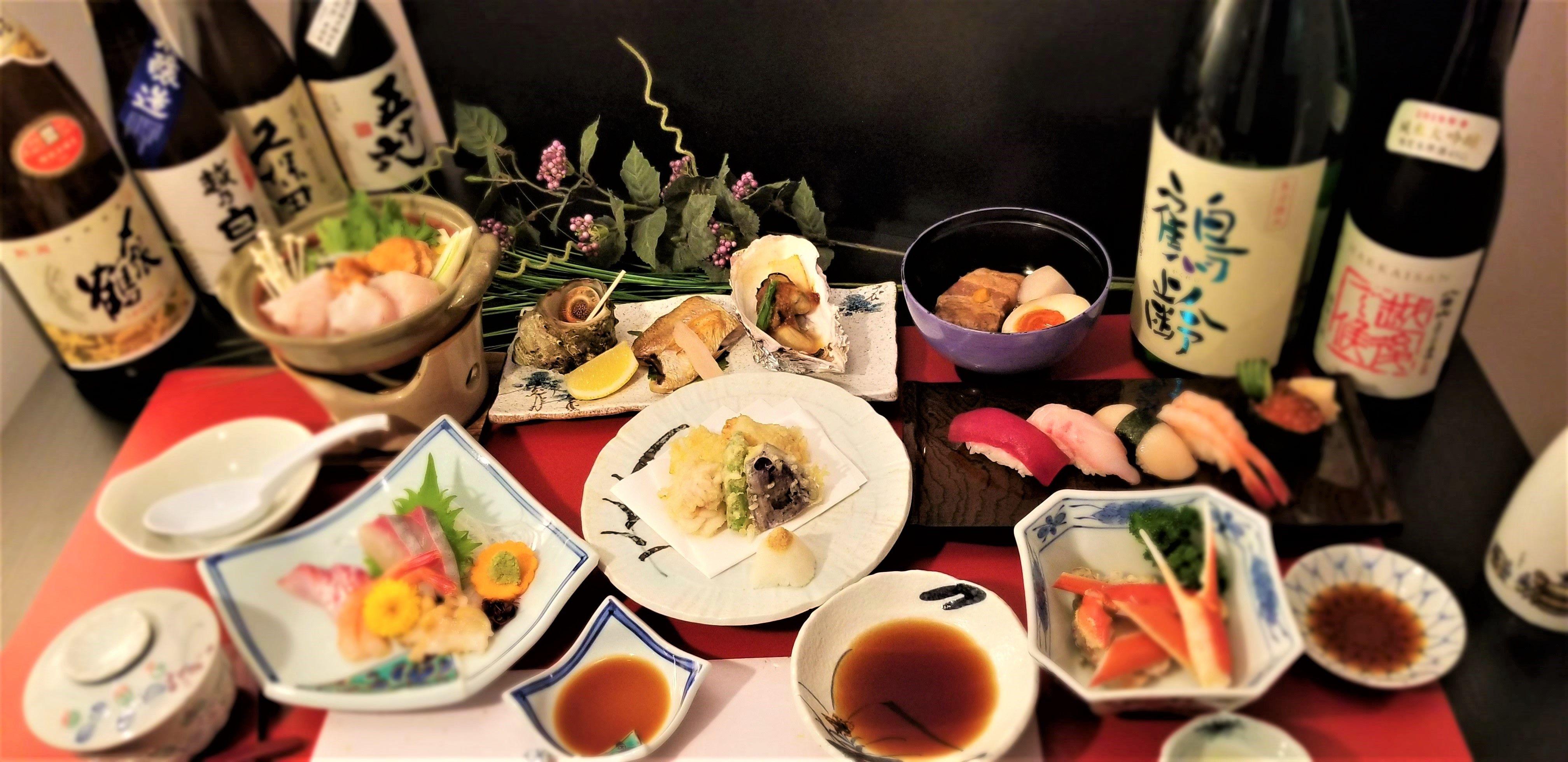 すし和風料理 米八(よねはち)|新潟県長岡市